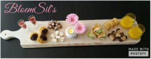 hapjes/hightea/tapas/decoratie dienblad